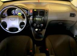 Hyundai Tucson GL 2.0 ano 2008 completo - 2009