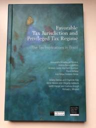 Livro - Favorable Tax Jurisdiction and Privileged Tax Regime
