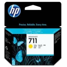 Cartucho de Tinta HP 711 Amarelo 29ml - CZ132A
