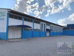 Barracão para alugar, 933 m² por R$ 10.000,00/mês - Pineville - Pinhais/PR