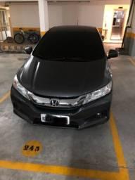 Honda city ex baixo km