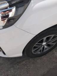 Hilux srv 2018/2019 com 20 mil km rodados