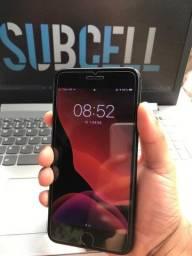 iPhone 7 plus jet black 128 GB sem nenhum detalhe