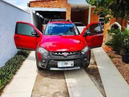 Pickup Strada Advendture 1.8 Cab. Dupla - Completíssima - 69.000 KM Rodados - 2013