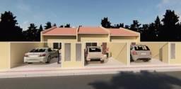 Casas Geminadas com 02 dorms, com suíte, Aceita financiamento!!! Morretes Itapema