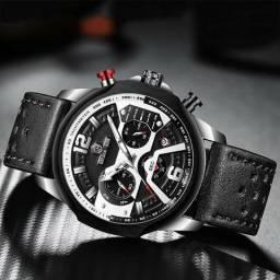 Relógios Goldenhour, Alta Qualidade e Resistência