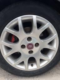 Troco em rodas 17