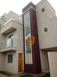 Sobrado com 3 dormitórios para alugar, 80 m² por R$ 2.500,00/mês - Uberaba - Curitiba/PR