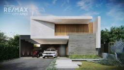 Casa com 3 dormitórios à venda,Alphaville 2 - Campo Grande/MS