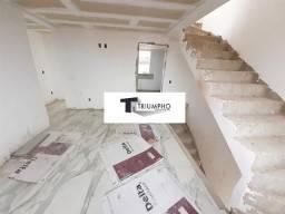 Cobertura à venda com 3 dormitórios em Santa mônica, Belo horizonte cod:3678