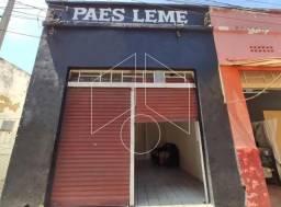 Título do anúncio: Loja comercial para alugar em Centro, Marilia cod:L3496