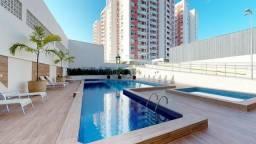 Apartamento com 3 dormitórios à venda, 82 m² por R$ 360.000,00 - Barreiros - São José/SC