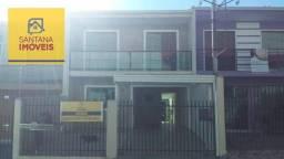 Sobrado com 3 dormitórios à venda, 125 m² por R$ 450.000 - Loteamento Santa Rita - Campo L