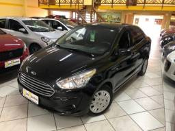 KA SEDAN SE PLUS 1.5 AUT. PRETO COMPLETO, IMPECAVEL, 17.000 KM