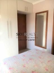 Casa à venda com 3 dormitórios em Campo grande, São paulo cod:8097
