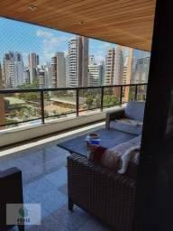 AP0312 - Apto com, 347 m² com 03 suítes - venda por R$ 2.300.000 ou aluguel por R$ 8.000/m