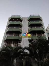 Cobertura com 3 dormitórios para alugar, 100 m² por R$ 2.300,00/mês - Algodoal - Cabo Frio