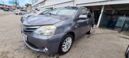 Toyota  Etios XLS 1.5 2012/2013 C/ GNV completo