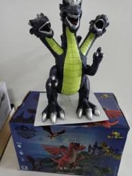 Dragão de 03 cabeças