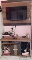Raque + painel de TV