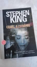 Livro Stephen King - Carrie