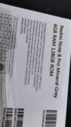 Xiaomi Note 8 Pro 128GB Lacrado 6GB Ram 64Mp