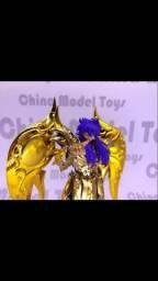 Milo de Escorpião Cloth Mith Ex Bandai Soul of Gold