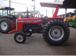 Trator Massey Ferguson 275 1979 vermelho