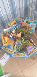 Coleção 3d dinossauros
