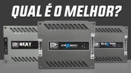 Modulos amplificadores Banda em até 10x Novo 1 ano de garantia Entrega grátis