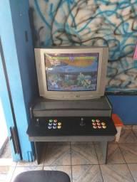 Mesinha Arcade Multijogos Jukebox Pc