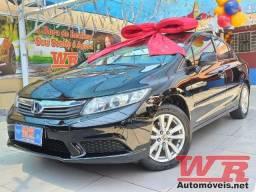 Honda Civic LXS 1.8 Flex Automático, Maravilhoso