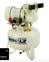 Compressor Schulz Odontológico isento de óleo