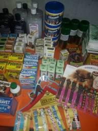Medicamentos para animais.cachorros, gatos, cavalos, galinhas