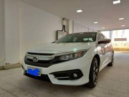 Vendo Honda Civic EX 2018 branco Perola