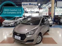 Hyundai HB20 1.0 Confort c/ Couro