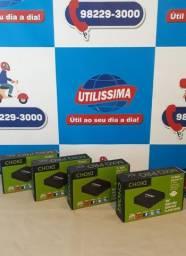 Tv Box 5G/32gb 4k marca choki transforme sua tv em Smart