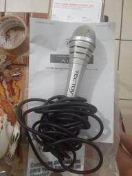 Microfone Tec Toy Original com CD