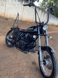 Intruder 250 Custom