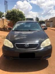 Vendo Toyota Corolla XEI 1.8 completo 2004