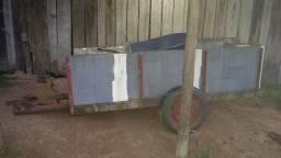 Carreta agricula2,5m comprimento