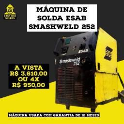 Máquina de solda Esab Smashweld 252