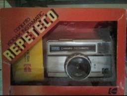 Câmera Fotográfica Antiga - Kodak Instamatic 177x Raridade, Vintage!!!