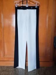 Calça de tecido