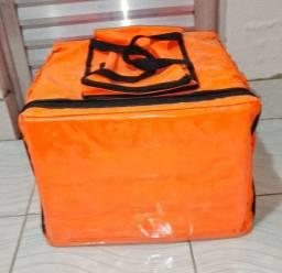Bolsa Mochila Delivery Bag Pizza e Marmitex