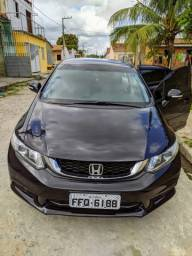 Vendo Honda Civic ano 2015