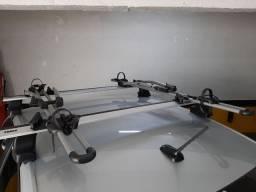 Rack THULE Evo Wing Bar 127 + FreeRide 532 duplo