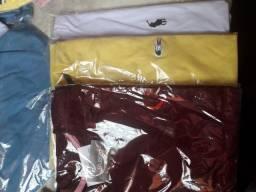 Camisetas primeira linha