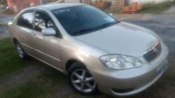 Corolla XEi 2003 mec, de 21 por 17
