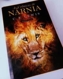 Livro As Crônicas de Nárnia
